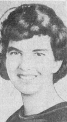 Elsa K. Nitzsche, Class of 1937, as a sophomore, 1935
