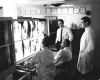 Hospital of the University of Pennsylvania, radiology department, c. 1962