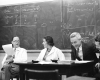 Hospital of the University of Pennsylvania, classroom, c. 1962