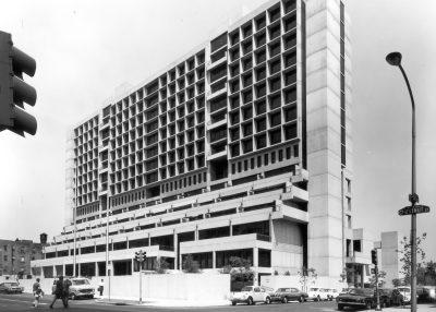 International House, 1973