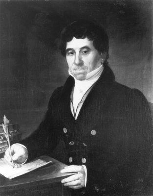 Jean-Baptiste Clement Rousseau, 1810