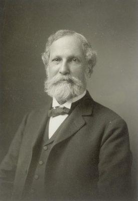 Joseph George Rosengarten, 1895