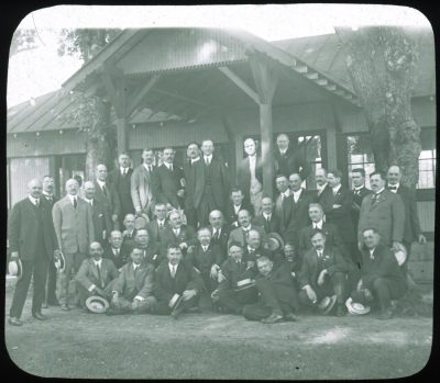 Medical Class of 1889, 25th reunion, 1914