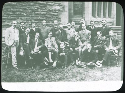 Medical Class of 1889, 1904 reunion