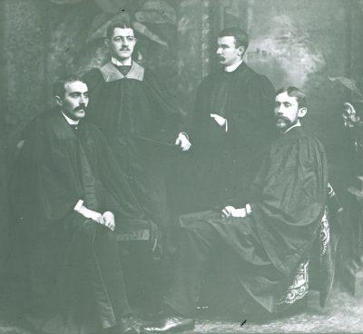 Medical society presidents, 1889