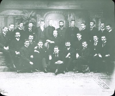 William Pepper Society, 1888