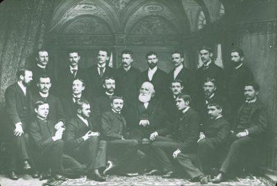 Stillé Medical Society, 1889