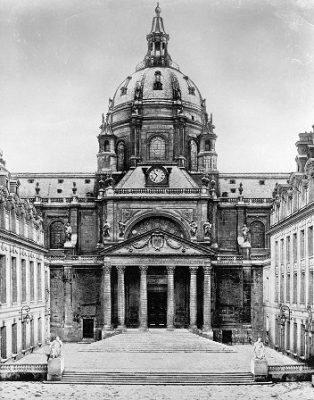 University of Paris-Sorbonne, 1959