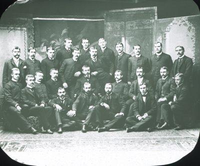 H.C. Wood Medical Society, 1888