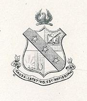 Alpha Sigma Phi, fraternity insignia