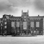 Bennett Hall, 1956