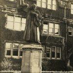 George Whitefield statue, R. Tait McKenzie, 1920