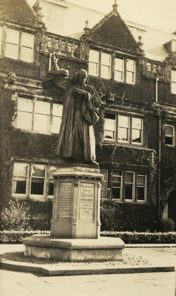 George Whitefield statue, 1920