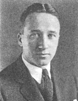 Harold Theodore Spitznagel, 1925