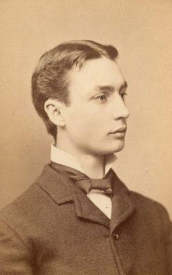 Henry Howard Houston, Jr., 1878