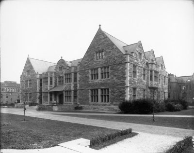 Houston Hall, 1903