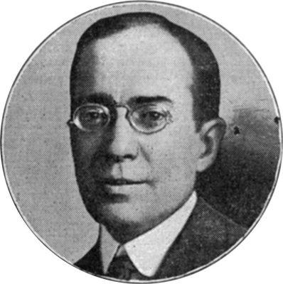 James Montgomery Beck, 1914