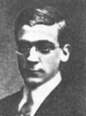 John Frederick Harbeson, 1910