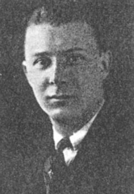 Joseph Thompson Fraser, Jr., 1922