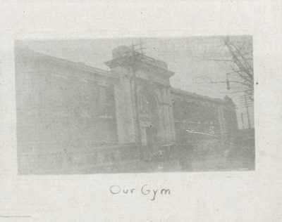Kingsessing Gymnasium, 49th Street and Chester Avenue
