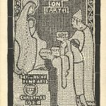 Phyllis Whei Yin Lin, Christmas card, 1926