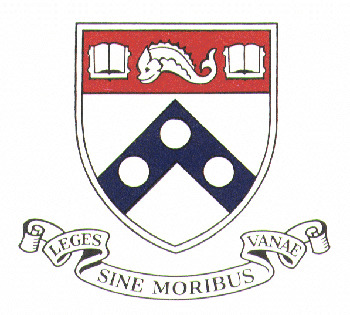 University of Pennsylvania Coat of Arms