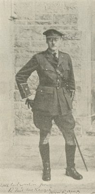 Major R. Tait McKenzie, 1917