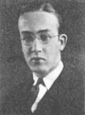 Robert W. Noble, 1926