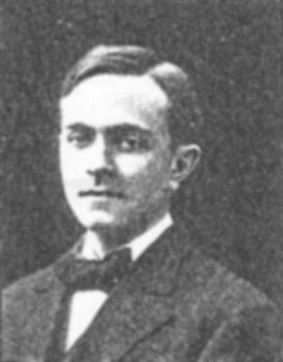 Robert Rhodes McGoodwin, 1907