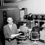 Saul Gorn, UNIVAC-1, 1950s