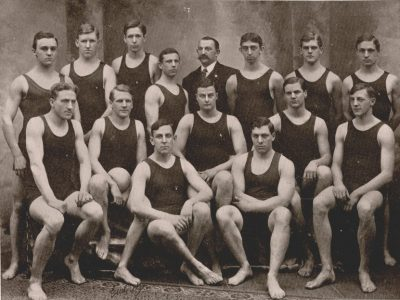 1905 Varsity Swimming Team, 1905