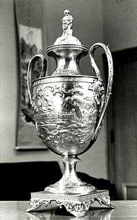 Towne Silver Urn