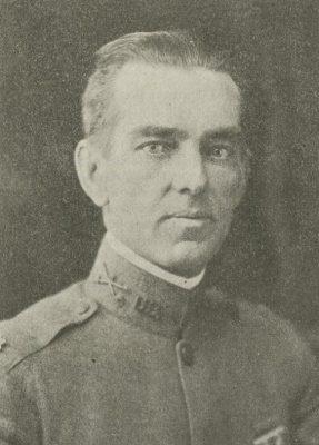 Major William Kelly, Jr., Honorary Degree Recipient, 1917