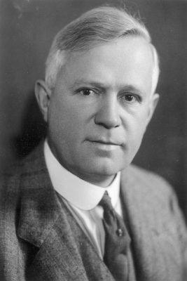 William Otto Miller, 1920