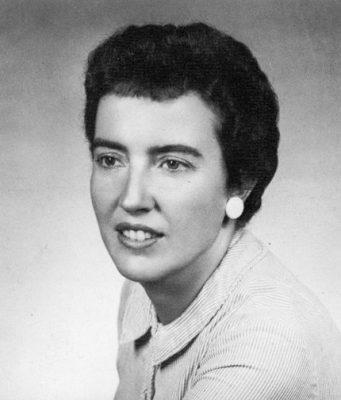 Constance P. Dent, 1963
