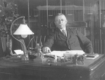Edward Fahs Smith, 1911