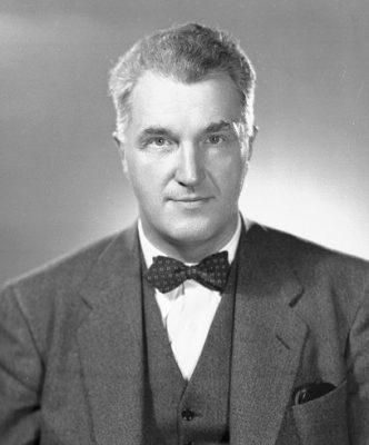 Gaylord Probasco Harnwell, 1955