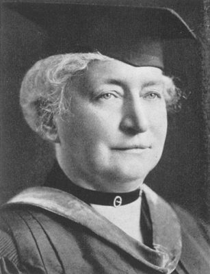 Louise Hortense Snowden, 1929