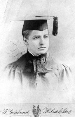 Mary Alice Bennett, 1876