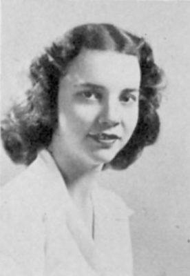 Mary Elizabeth Johnston, B.A. 1944
