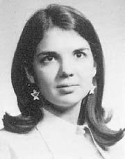 Mary Elizabeth Trondeau, 1971