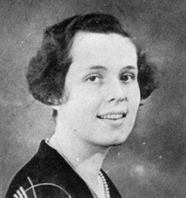 Rebecca Jean Brownlee, 1934