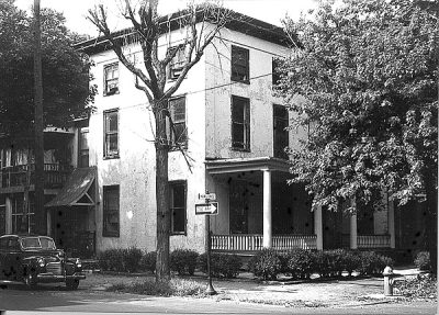 University City Area, blight, 1960