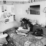 Woman's Dorm Room, 1978