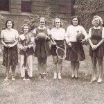 Women's Sports Team, 1940