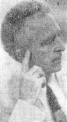 Douglas Dobell Ellington (1886-1960), B.S. 1912