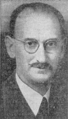 Harry Sternfeld, c. 1935