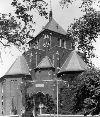 Irvine Auditorium, c. 1960
