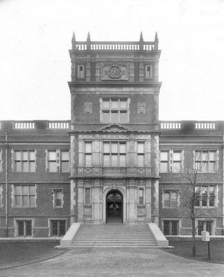 John Morgan Building (formerly known as the Medical Laboratories), 1904