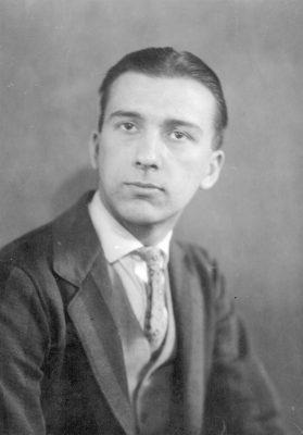 Thomas Norman Mansell (1904-1991), B.S. 1926